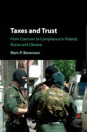 Taxes and Trust: From Coercion to Compliance in Poland, Russia and Ukraine.