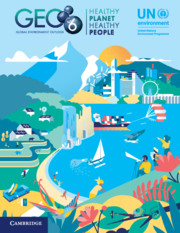 Global Environment Outlook – GEO-6: Healthy Planet, Healthy People.