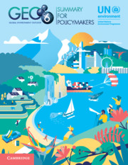 Global Environment Outlook – GEO-6: Summary for Policymakers.