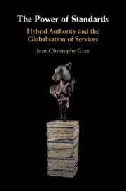 The Power of Standards: Hybrid Authority and the Globalisation of Services.