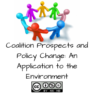 Coalition Prospects and Policy Change: An Application to the Environment