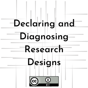 Declaring and Diagnosing Research Designs