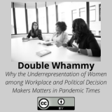 Double Whammy: Why the Underrepresentation of Women among Workplace and Political Decision Makers Matters in Pandemic Times