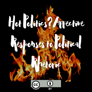 Hot Politics? Affective Responses to Political Rhetoric
