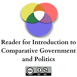 Reader for Introduction to Comparative Government and Politics
