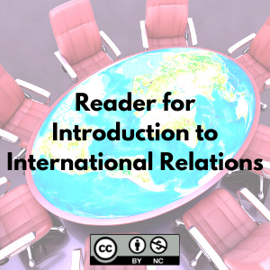 Reader for Introduction to International Relations