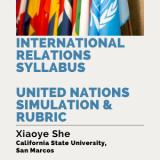 International Relations Syllabus, United Nations Simulation and Rubric
