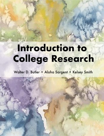 Introduction to College Research